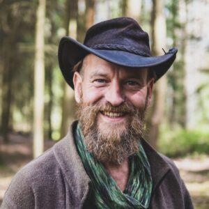 Florian Köhler Naturcoach Wildnispädagoge
